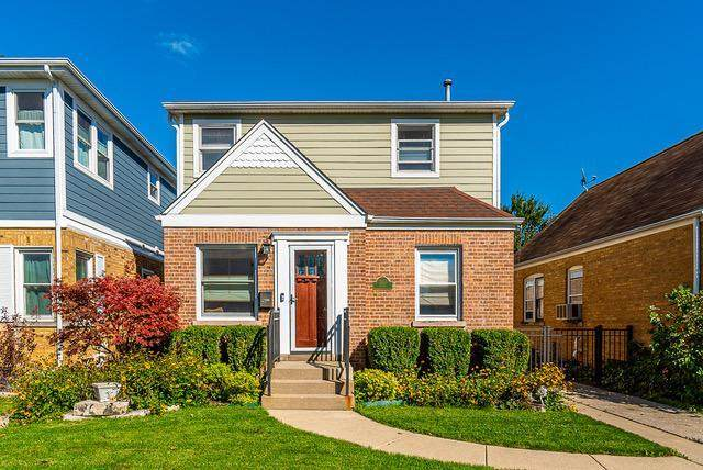 7355 N Olcott Avenue, Chicago, IL 60631 (MLS #10877275) :: Helen Oliveri Real Estate