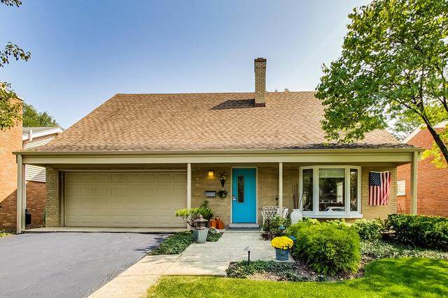 111 S Linden Avenue, Elmhurst, IL 60126 (MLS #10877297) :: John Lyons Real Estate