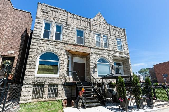 532 E Bowen Avenue, Chicago, IL 60653 (MLS #10877309) :: Property Consultants Realty