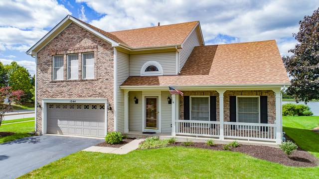 1344 Waterside Drive, Bolingbrook, IL 60490 (MLS #10877387) :: Property Consultants Realty