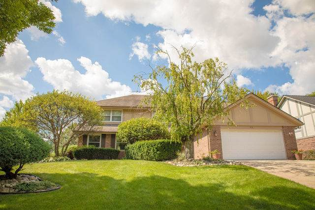 1631 Lakeview Drive, Darien, IL 60561 (MLS #10877416) :: John Lyons Real Estate
