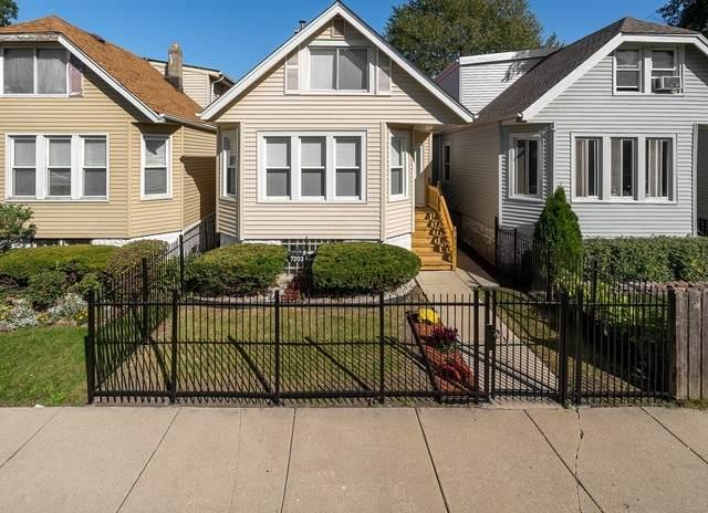 7203 S Hoyne Avenue, Chicago, IL 60636 (MLS #10877510) :: Angela Walker Homes Real Estate Group