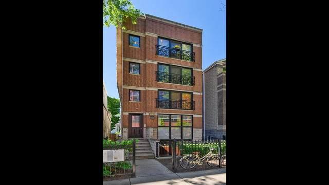 923 W Altgeld Street #4, Chicago, IL 60614 (MLS #10877526) :: Angela Walker Homes Real Estate Group