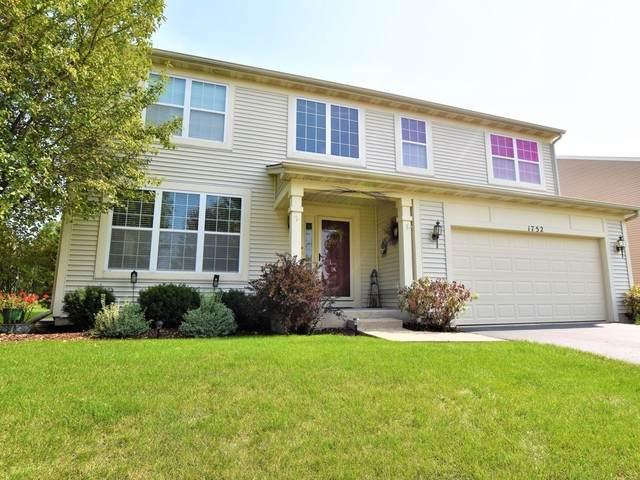 1752 Wick Way Drive, Montgomery, IL 60538 (MLS #10877578) :: John Lyons Real Estate