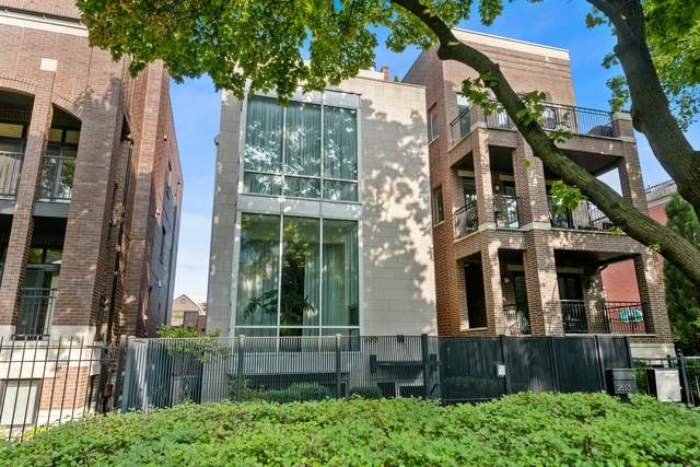 2655 N Bosworth Avenue, Chicago, IL 60614 (MLS #10877582) :: Touchstone Group