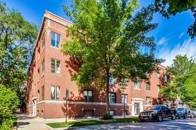 3904 N Wolcott Avenue #3, Chicago, IL 60613 (MLS #10877586) :: Touchstone Group