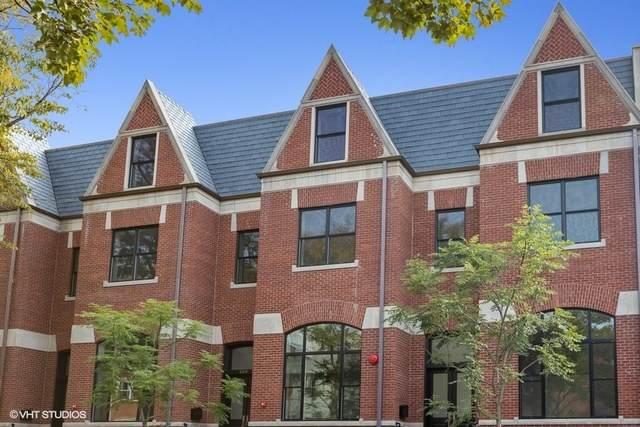 505 W Menomonee Street, Chicago, IL 60614 (MLS #10877608) :: Angela Walker Homes Real Estate Group