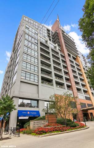 1530 S State Street 529-530, Chicago, IL 60605 (MLS #10877618) :: Touchstone Group