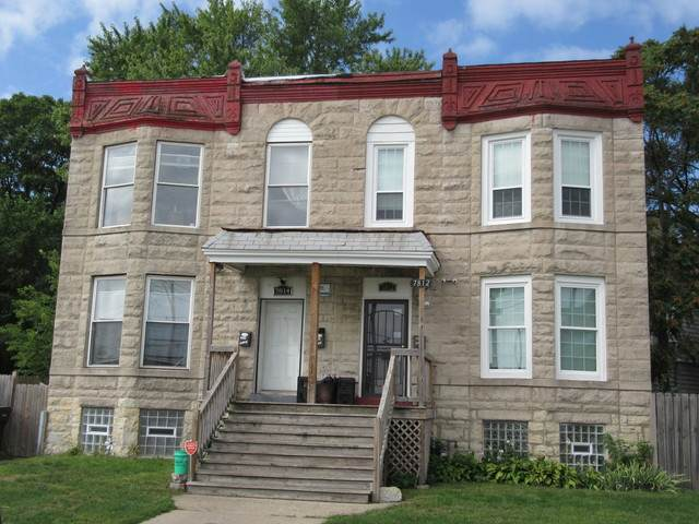 7814 S Stewart Avenue, Chicago, IL 60620 (MLS #10877637) :: Property Consultants Realty