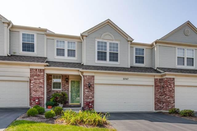 2747 Bay View Circle, Algonquin, IL 60102 (MLS #10877642) :: John Lyons Real Estate