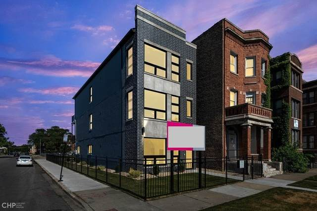 4758 S Indiana Avenue, Chicago, IL 60615 (MLS #10877674) :: Property Consultants Realty