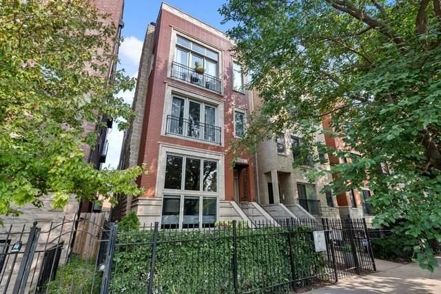 3023 N Damen Avenue #1, Chicago, IL 60618 (MLS #10877690) :: Touchstone Group