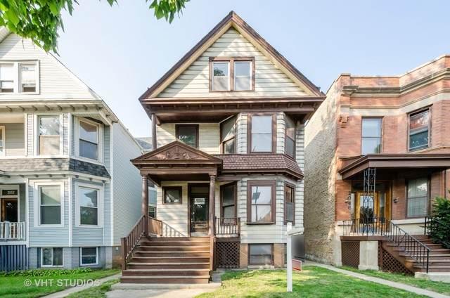 2050 W Addison Street W, Chicago, IL 60618 (MLS #10877716) :: Touchstone Group