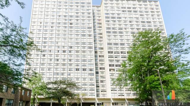 4800 S Lake Park Avenue #1502, Chicago, IL 60615 (MLS #10877797) :: Littlefield Group