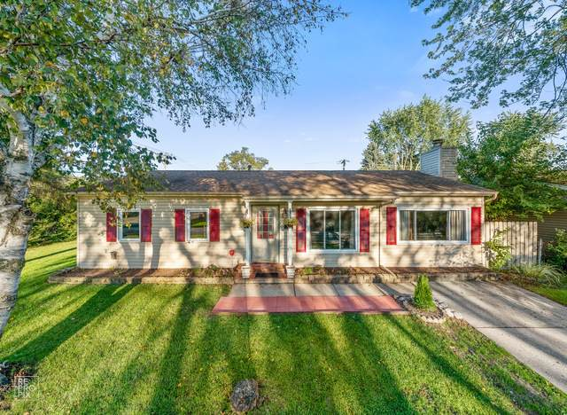 1 Ridge Circle, Streamwood, IL 60107 (MLS #10877800) :: John Lyons Real Estate
