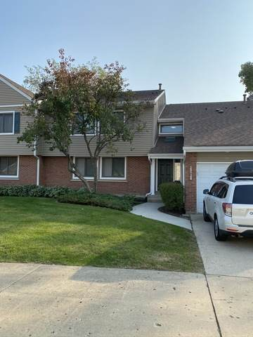 158 Morningside Lane W #158, Buffalo Grove, IL 60089 (MLS #10877872) :: John Lyons Real Estate