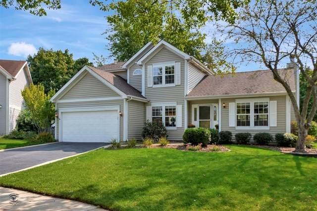 40 Norfolk Court, Aurora, IL 60502 (MLS #10877886) :: John Lyons Real Estate