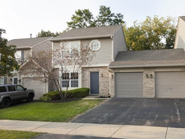 1420 W Split Oak Circle, Round Lake Beach, IL 60073 (MLS #10877902) :: John Lyons Real Estate