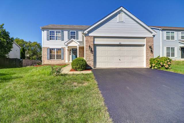 491 Rebecca Lane, Bolingbrook, IL 60440 (MLS #10877920) :: Property Consultants Realty