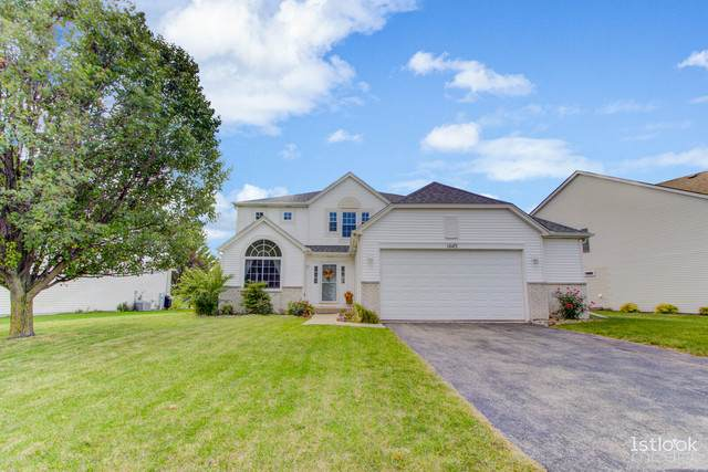 1645 Manor Oaks Drive, Plainfield, IL 60586 (MLS #10877922) :: The Dena Furlow Team - Keller Williams Realty