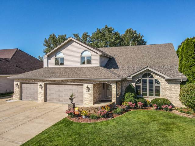 381 Jefferson Street, Manteno, IL 60950 (MLS #10877925) :: John Lyons Real Estate