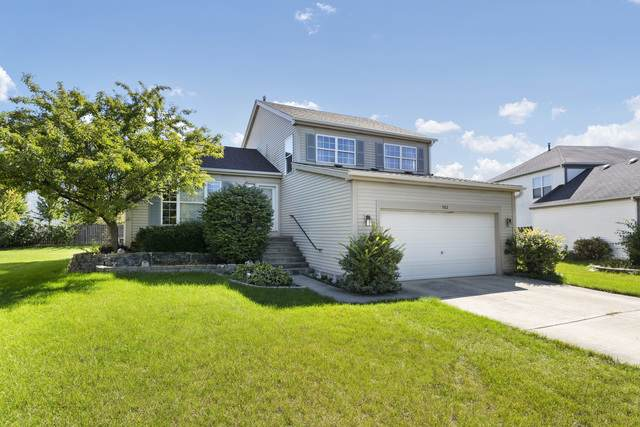 562 Rebecca Lane, Bolingbrook, IL 60440 (MLS #10877929) :: Property Consultants Realty
