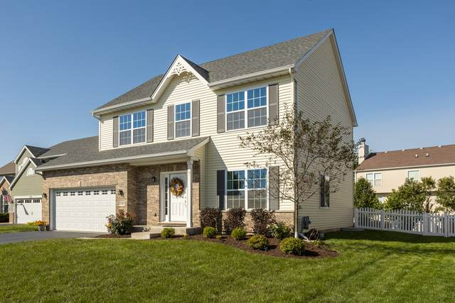 1705 Red Maple Drive, Plainfield, IL 60586 (MLS #10877946) :: John Lyons Real Estate
