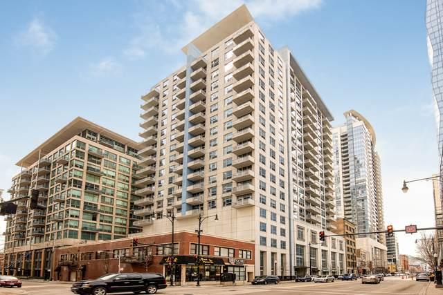 1305 S Michigan Avenue #1201, Chicago, IL 60605 (MLS #10877966) :: Touchstone Group