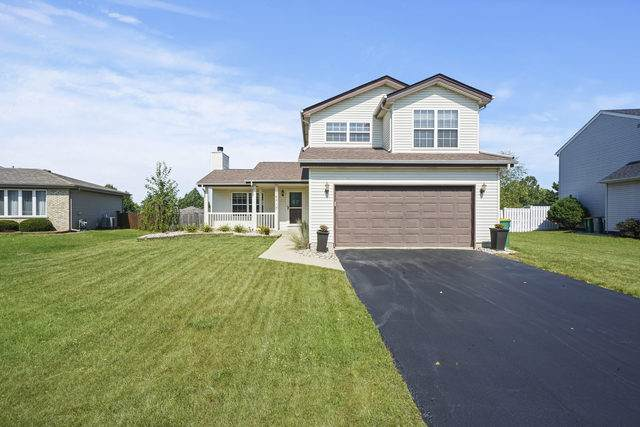 16518 W Delaware Drive, Lockport, IL 60441 (MLS #10878001) :: Property Consultants Realty