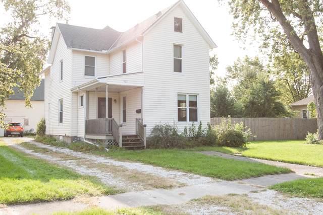 507 Mason Street, Chenoa, IL 61726 (MLS #10878034) :: BN Homes Group