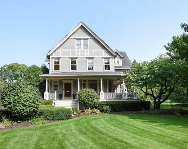 300 N Delaplaine Road, Riverside, IL 60546 (MLS #10878056) :: John Lyons Real Estate