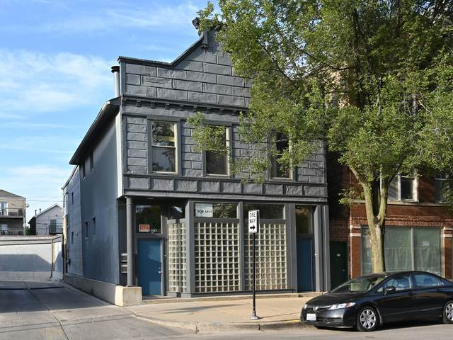 1437 W Thomas Street W, Chicago, IL 60642 (MLS #10878058) :: Property Consultants Realty