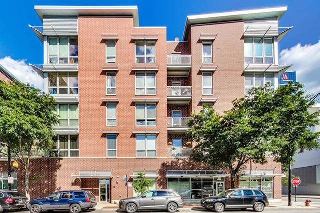 2035 S Indiana Avenue #410, Chicago, IL 60616 (MLS #10878061) :: Touchstone Group
