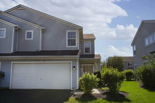 6920 Creekside Drive #6920, Plainfield, IL 60586 (MLS #10878098) :: Littlefield Group