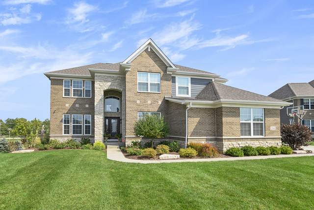 13660 Kettering Parkway, Lemont, IL 60439 (MLS #10878122) :: Littlefield Group