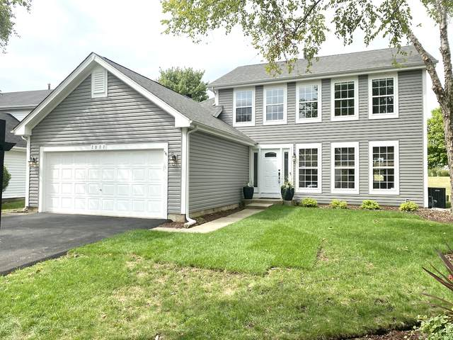 1011 Lakewood Circle, Naperville, IL 60540 (MLS #10878142) :: Littlefield Group