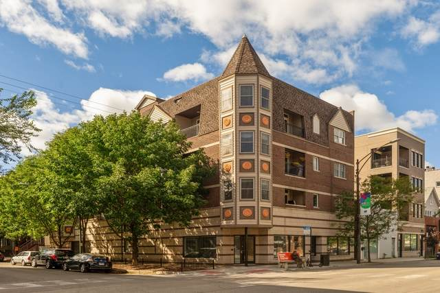 3148 N Oakley Avenue 3S, Chicago, IL 60618 (MLS #10878170) :: Touchstone Group
