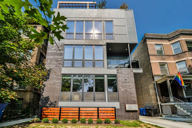 1328 W Carmen Avenue 1S, Chicago, IL 60640 (MLS #10878218) :: Littlefield Group