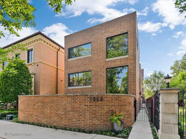 1956 N Burling Street C, Chicago, IL 60614 (MLS #10878252) :: Touchstone Group