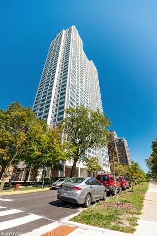 1700 E 56th Street #3405, Chicago, IL 60637 (MLS #10878264) :: Littlefield Group