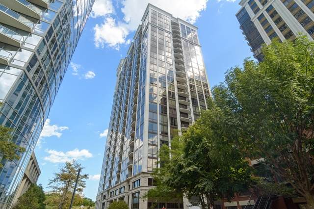 233 E 13th Street #1909, Chicago, IL 60605 (MLS #10878330) :: Touchstone Group