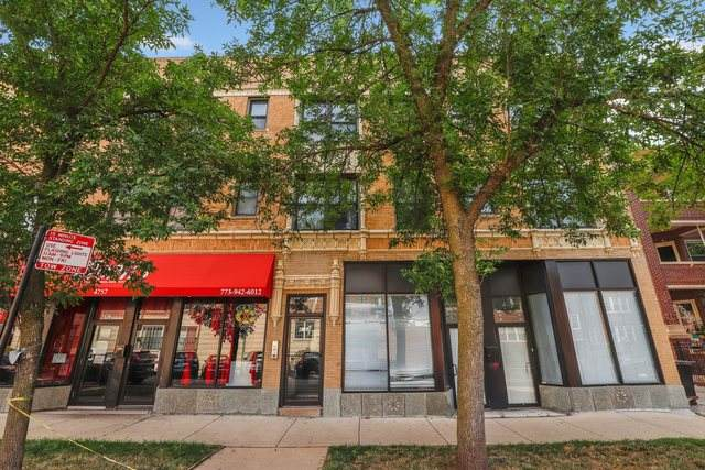 4753 N Talman Avenue 3S, Chicago, IL 60625 (MLS #10878358) :: Helen Oliveri Real Estate