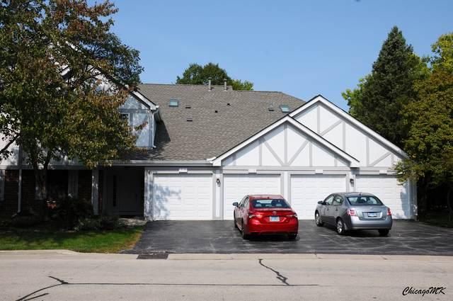 483 Elizabeth Drive D, Wood Dale, IL 60191 (MLS #10878377) :: John Lyons Real Estate
