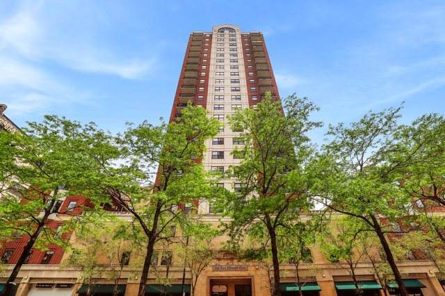 1529 S State Street 18J, Chicago, IL 60605 (MLS #10878385) :: Touchstone Group
