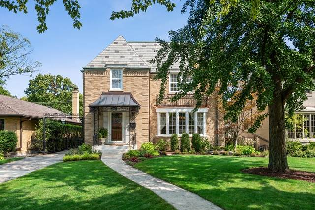 1443 Monroe Avenue, River Forest, IL 60305 (MLS #10878399) :: Property Consultants Realty