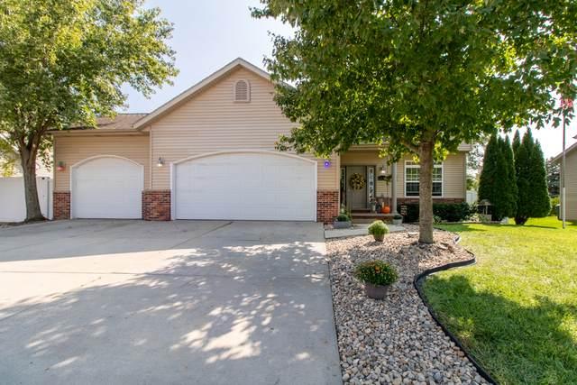 3613 Pamela Drive, Bloomington, IL 61704 (MLS #10878412) :: Ryan Dallas Real Estate