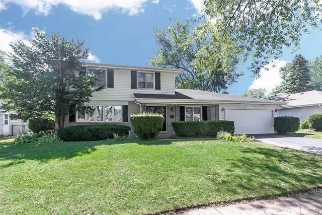 509 Kinkaid Court, Des Plaines, IL 60016 (MLS #10878432) :: John Lyons Real Estate