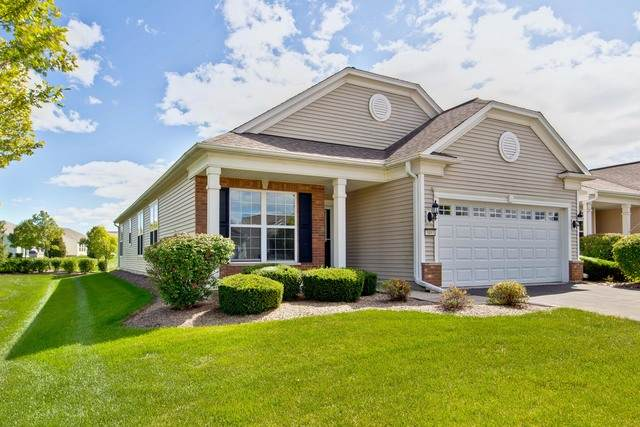 3493 Epstein Circle, Mundelein, IL 60060 (MLS #10878470) :: Jacqui Miller Homes