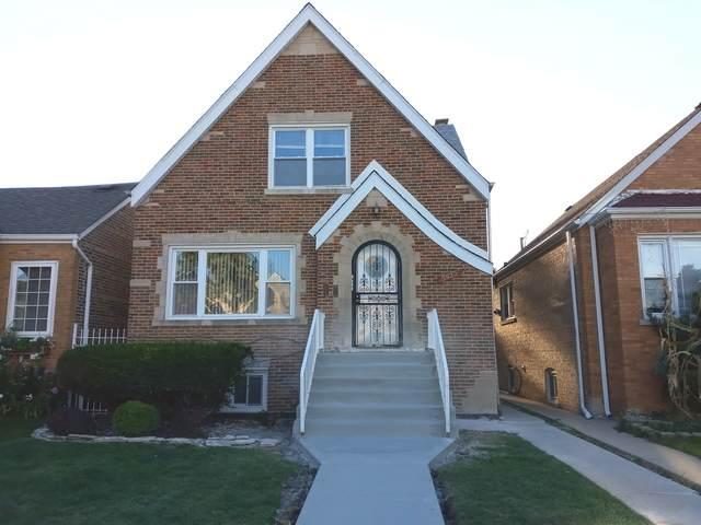 5922 S Karlov Avenue, Chicago, IL 60629 (MLS #10878493) :: John Lyons Real Estate