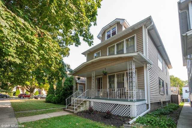 6605 W Schreiber Avenue, Chicago, IL 60631 (MLS #10878506) :: Helen Oliveri Real Estate